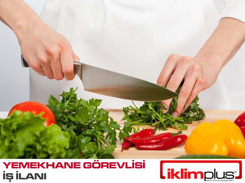 Mutfak Personeli İş İlanı